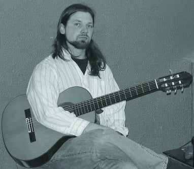Danny Velic guitar instructor