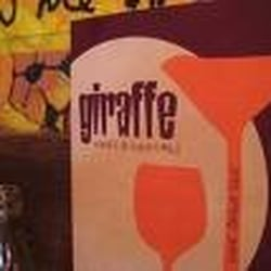 Giraffe, London
