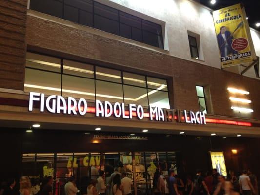 for Teatro figaro adolfo marsillach