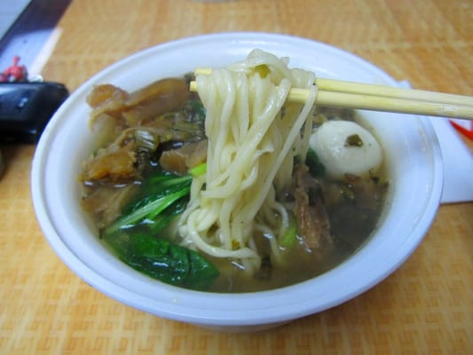 Tendon hand pulled noodle soup yelp for Vfw fish fry near me