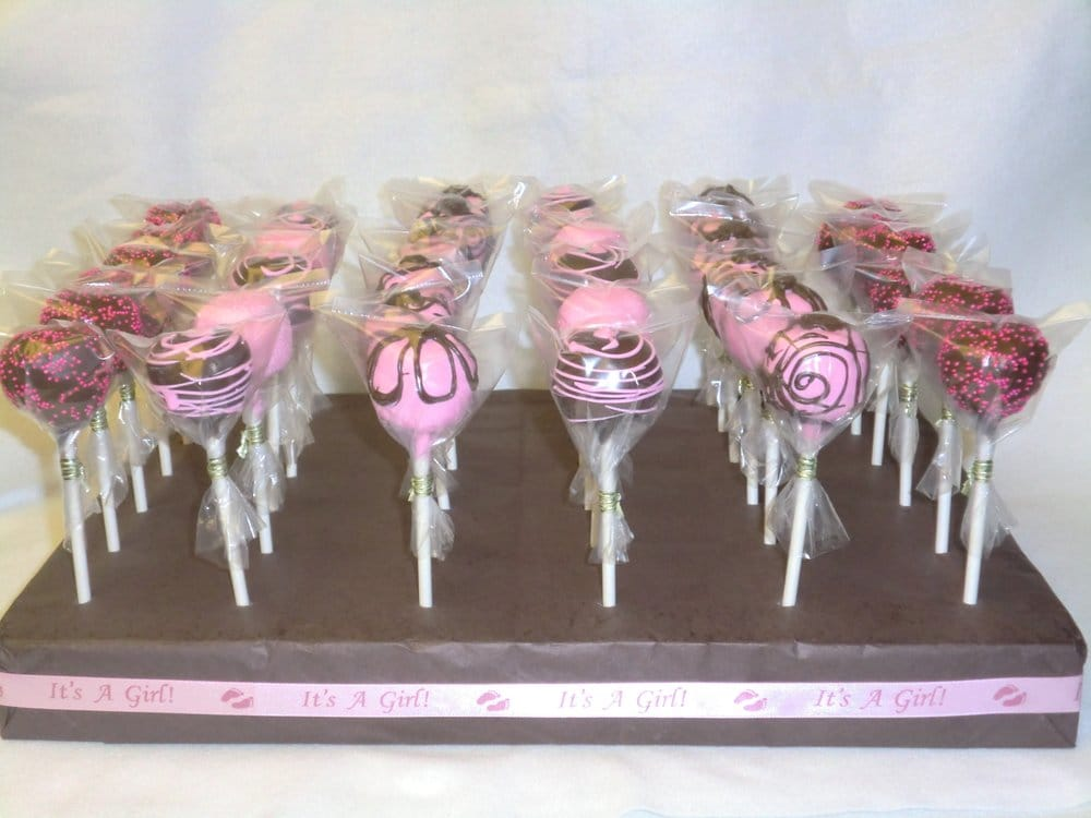 baby shower cake pops yelp