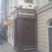Smokestack, Leeds, West Yorkshire, UK