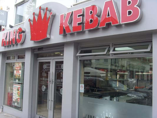 King Kebab House Fish Chips Birmingham West