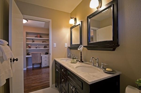 Culores guest bathroom remodel yelp for Bathroom remodel yelp