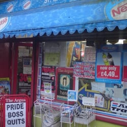 St Mary's Convenience Store, Brighton