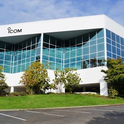 ICOM America, Inc. Headquarters in Kirkland, Washington