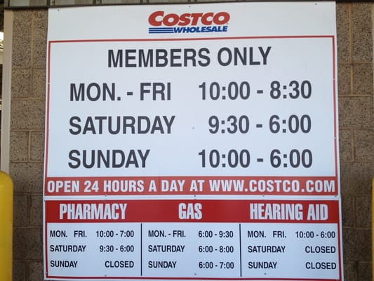 Phone number for costco colorado springs weather
