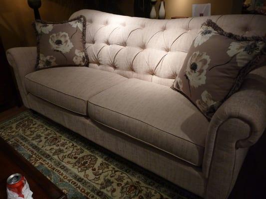 High End Tufted Sofa 799 Yelp