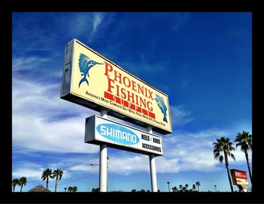 for Fishing in phoenix arizona