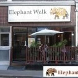 Elephant Walk, London