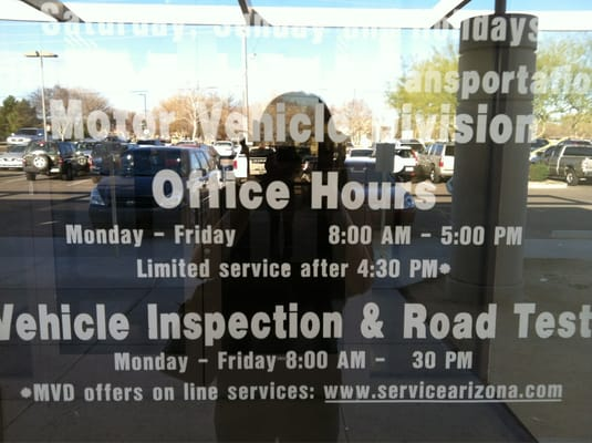 Arizona department of motor vehicles departments of for Motors and vehicles az