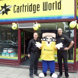 Cartridge World, Manchester