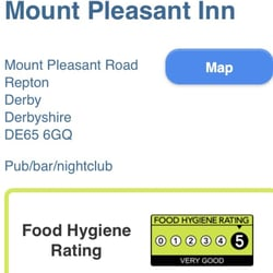 The Mount Pleasant Inn, Derby