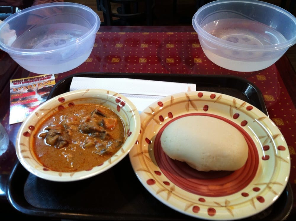 Peanut Butter Soup with Fufu | Yelp
