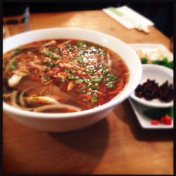 Bun Bo Hue, looks better than it tastes.