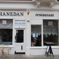 Hanedan, Edinburgh, UK