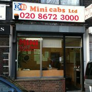 RB Minicab, London