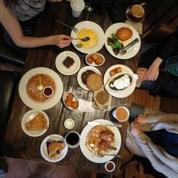 Beachside coffee bar kitchen breakfast brunch for Elite food bar 325 east 48th street