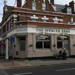 The Spencer, London