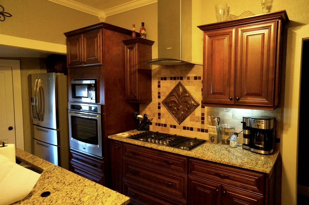 Places To Buy Granite Countertops Near Me : ... Kitchen Cabinets; 3CM New Venetian Gold Granite Countertops Yelp