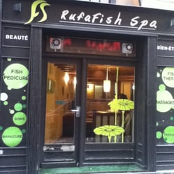 Rufa Fish Spa, Paris
