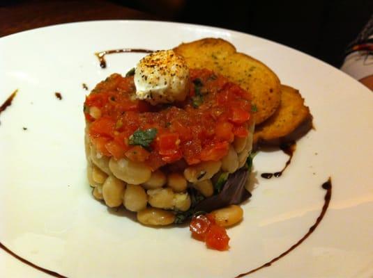 Tuscan white bean salad. | Yelp
