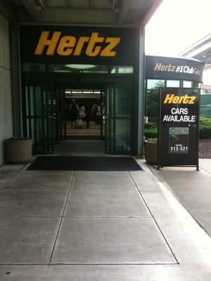 Hertz Rent A Car Newark Nj