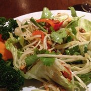 Papaya salad - the best