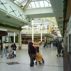 Kingdom Shopping Centre, Glenrothes, Fife