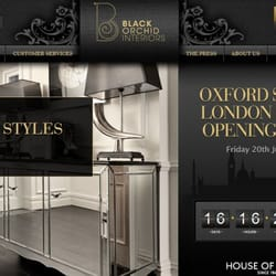 Black Orchid Interiors, Preston, Lancashire