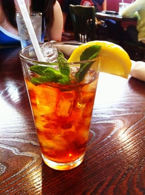 Passion fruit iced tea | Yelp