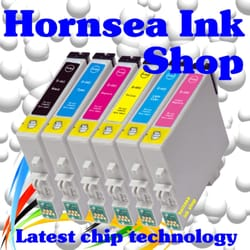 Hornsea Ink Shop, Hornsea, East Riding of Yorkshire