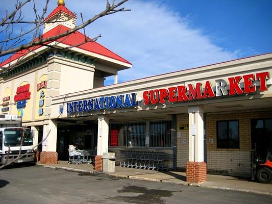 International supermarket specialty food noda for Fish market charlotte nc