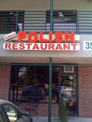Anna S Polish Restaurant Goldenrod Winter Park Fl Yelp