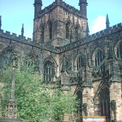 Chester Cathedral, Chester, Cheshire East, UK