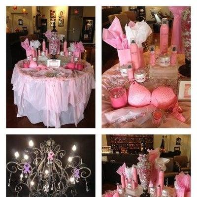 breast cancer awareness month decorations yelp. Black Bedroom Furniture Sets. Home Design Ideas
