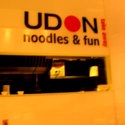 Udon Noodle Bar, Barcelona, Spain
