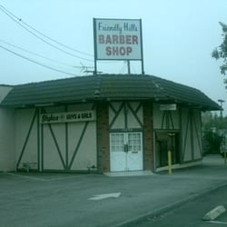Friendly Hills Barber Shop