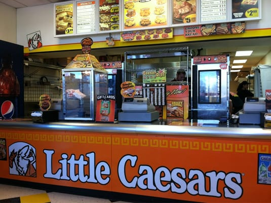 Little Caesars Pizza, Mobile. 13 likes · 40 were here. Little Caesars Pizza is the largest carry-out pizza chain internationally. Visit our website.