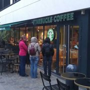 Starbucks Coffee, Paris