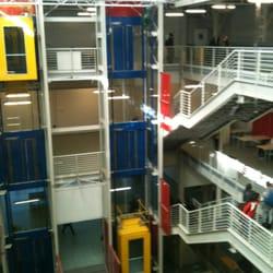 Politecnico di milano sede bovisa architettura for Scuola design polimi