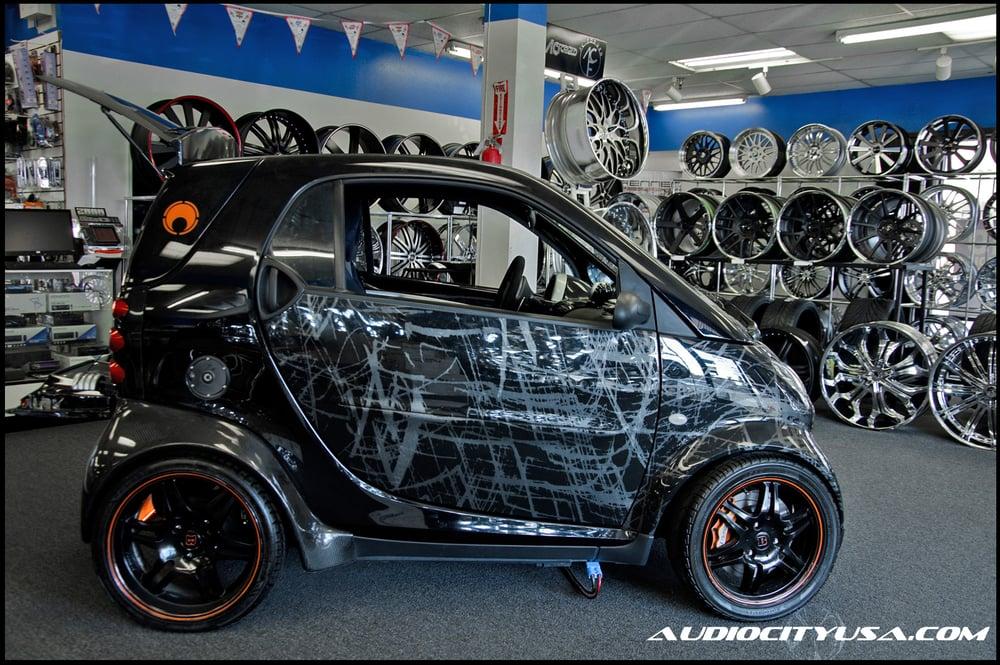 custom smart car with braubus body kit yelp. Black Bedroom Furniture Sets. Home Design Ideas