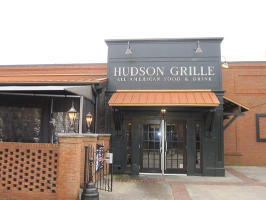 Hudson grill brookhaven