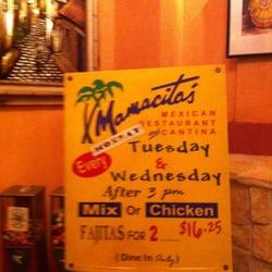 Mamacitas Mexican Restaurant Houston Tx