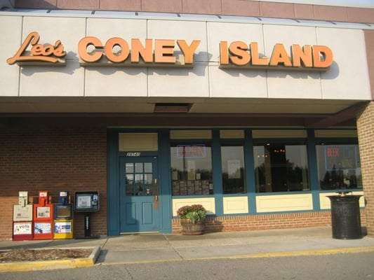 Coney Island Dearborn Mi