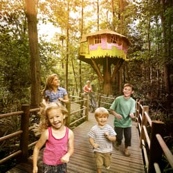 Bewilderwood Adventure Park, Norwich, Norfolk