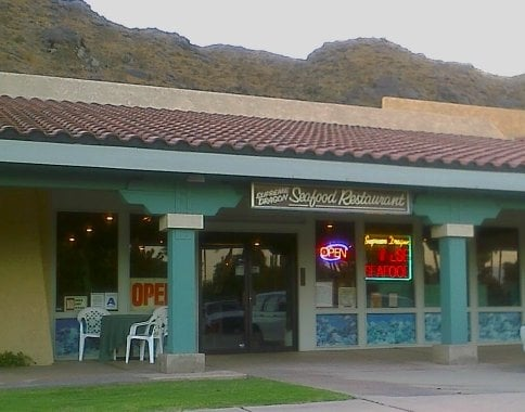 Supreme Dragon Seafood Restaurant Palm Springs Ca