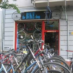 The Bike Shop, Berlin