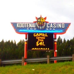 Kootenai river casino bonners ferry idaho