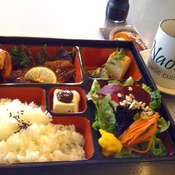 chef naoko bento cafe southwest portland portland or united states yelp. Black Bedroom Furniture Sets. Home Design Ideas